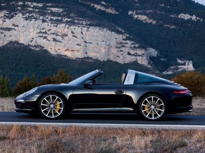 2014 Porsche 911 Targa - 3