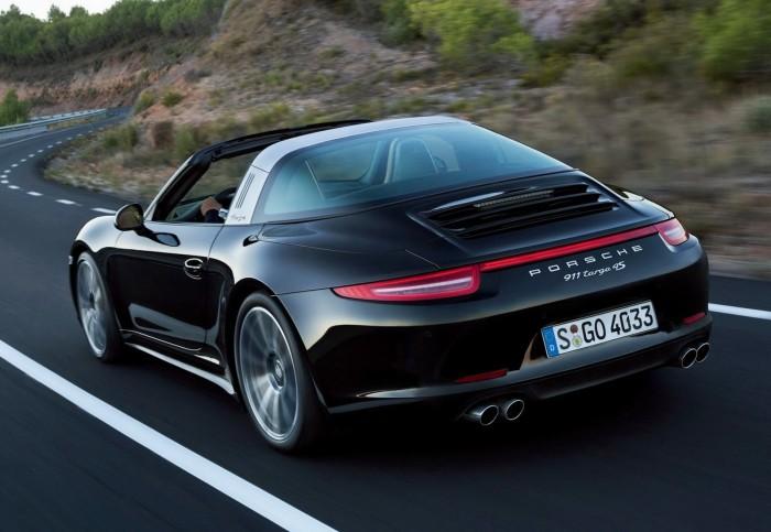 2014 Porsche 911 Targa - 4