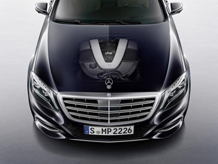 2015 Mercedes-Benz S600 V12 - 10