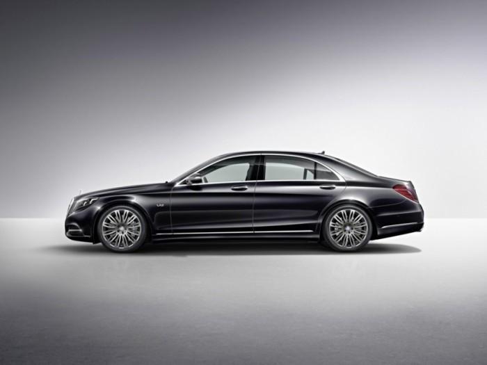 2015 Mercedes-Benz S600 V12 - 11