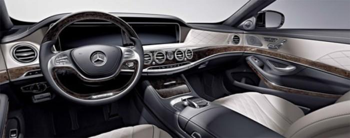 2015 Mercedes-Benz S600 V12 - 2