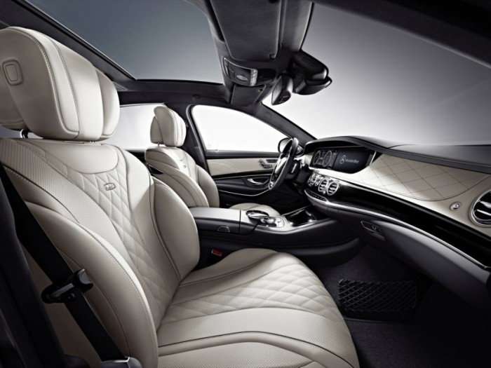 2015 Mercedes-Benz S600 V12 - 4