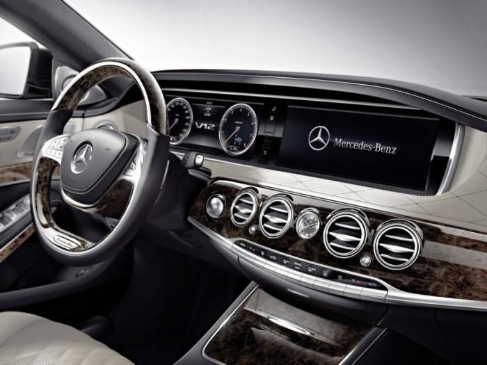 2015 Mercedes-Benz S600 V12 - 7