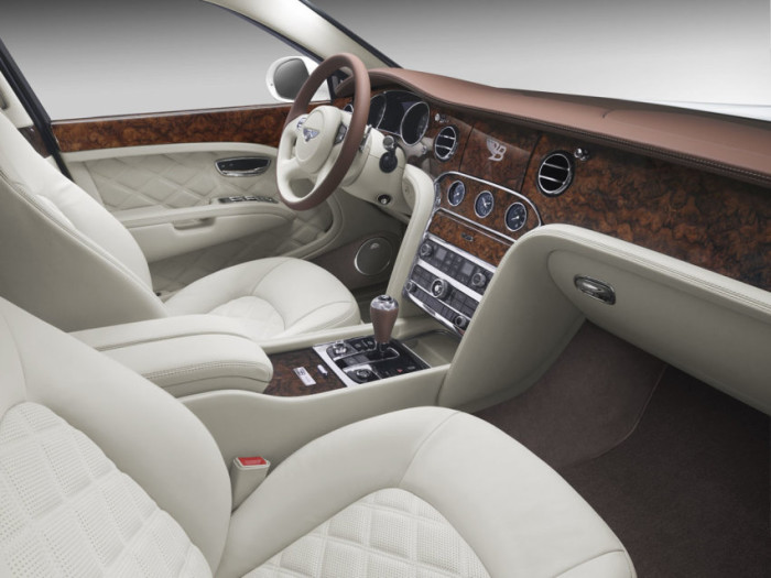 Bentley Birkin Mulsanne - 5
