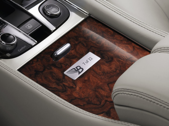 Bentley Birkin Mulsanne - 6