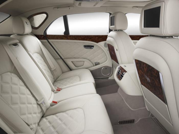 Bentley Birkin Mulsanne - 7