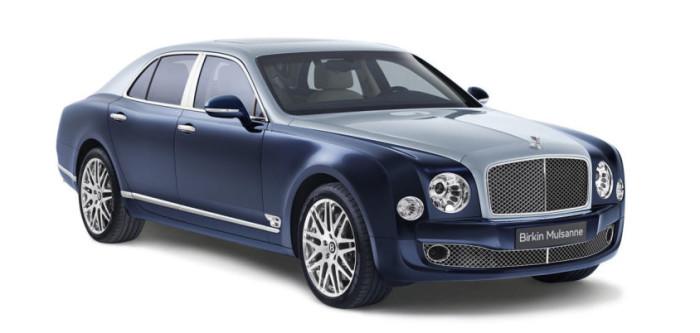Bentley Birkin Mulsanne - Dark Sapphire 2