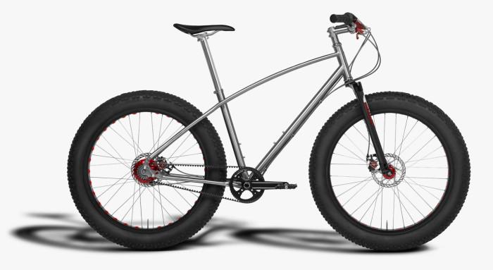 Budnitz Bicycles FTB fat bike 4