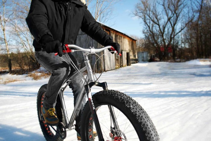 Budnitz Bicycles FTB fat bike 5
