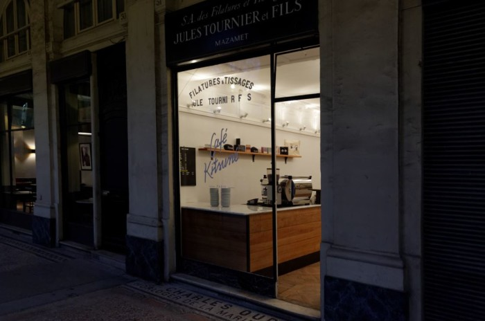 Cafe Kitsuné Paris 6