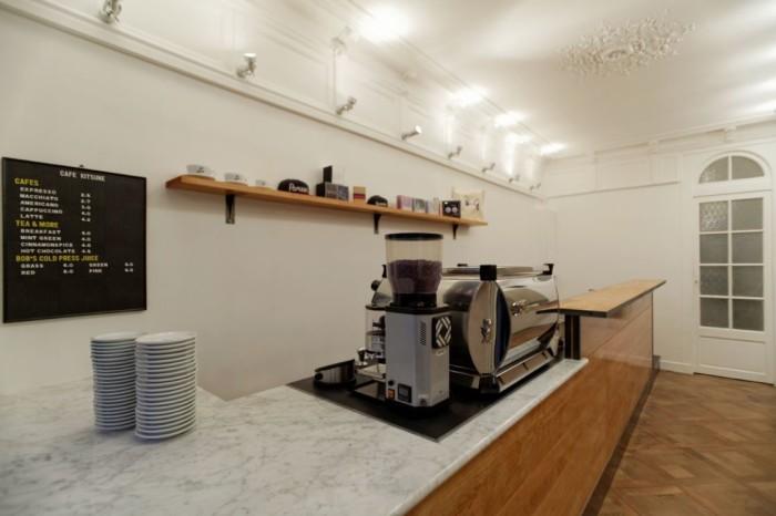 Cafe Kitsuné Paris 8
