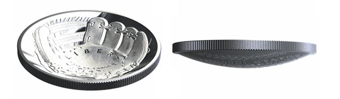 Curved Coins US Mint - 2