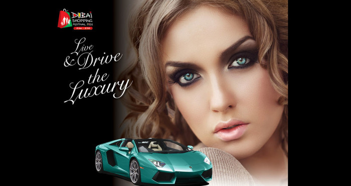 DAMAC Luxury Car Offer 2