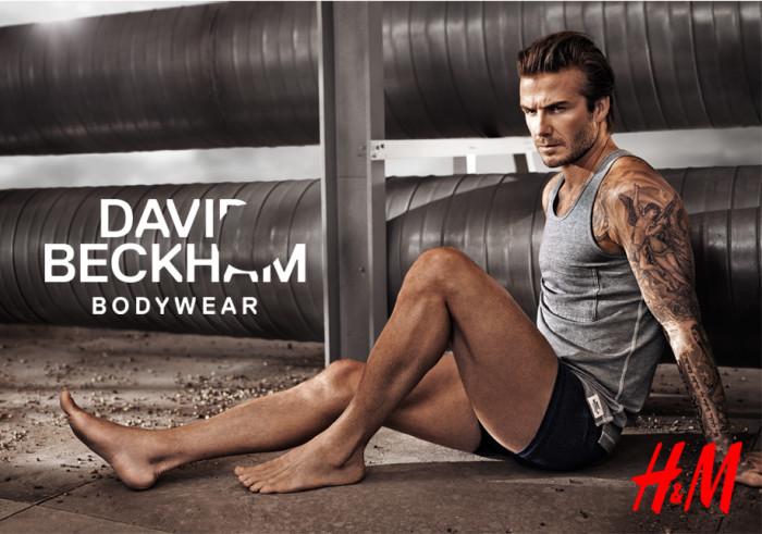 David Beckham H&M Super Bowl Ads - 1