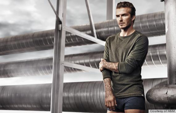 David Beckham H&M Super Bowl Ads - 3