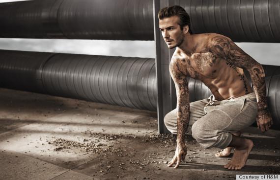 David Beckham H&M Super Bowl Ads - 4
