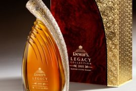 Dewar's Legacy Collection 1893