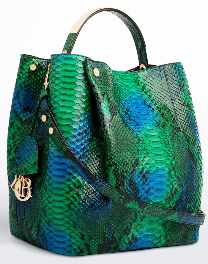 Diorific Medium Hand Painted Python