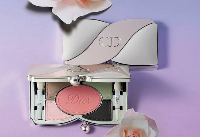 Dior Spring 2014 Makeup Collection 1