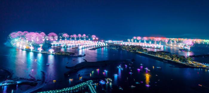Dubai New Years Fireworks 5