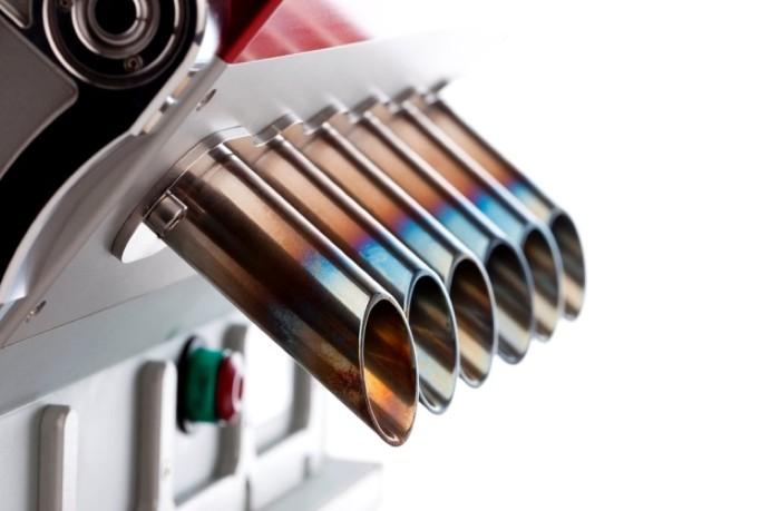 Espresso Veloce Serie Titanio V12 Coffee Machine 3