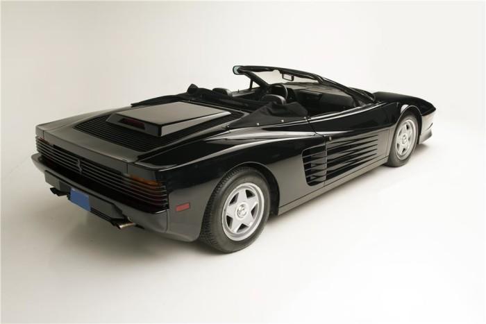 Ferrari Testarossa - Michael Jackson 2