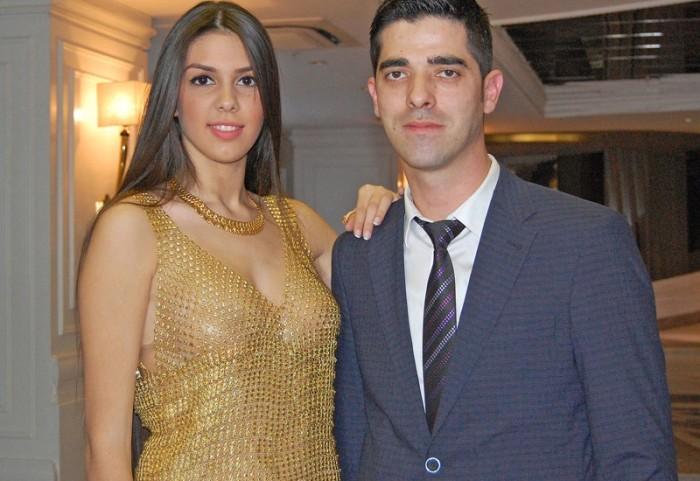 Gold Dress 1