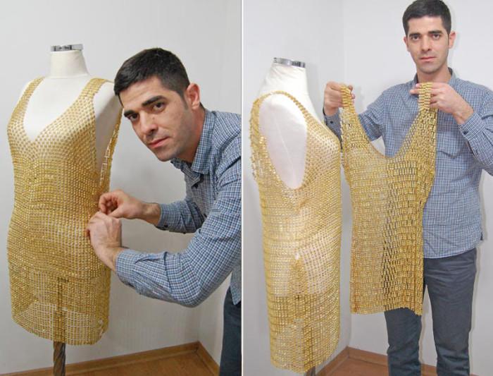 Gold Dress 3