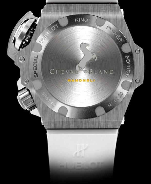Hublot Oceanographic 4000 Cheval Blanc Randheli Special Edition 3