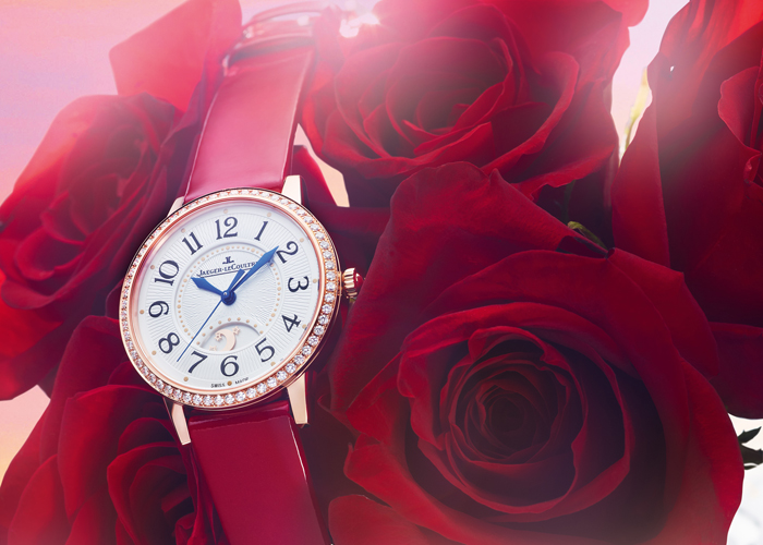 Jaeger-LeCoultre Secret Rendez-Vous Valentine's Day 2014