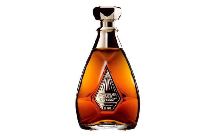 John Walker & Sons Odyssey Blended Scotch Whisky 2