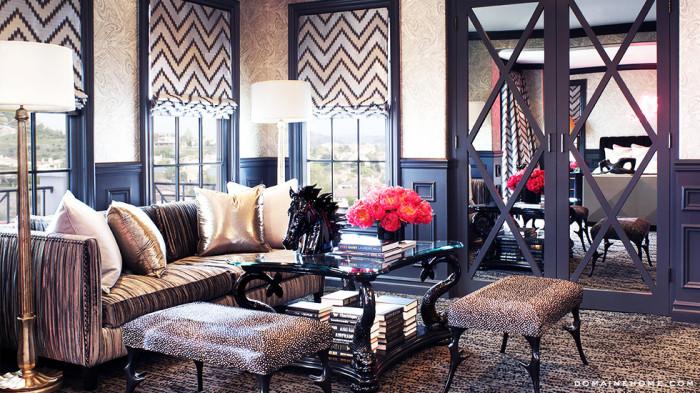 Kourtney Kardashian Calabasas Mansion