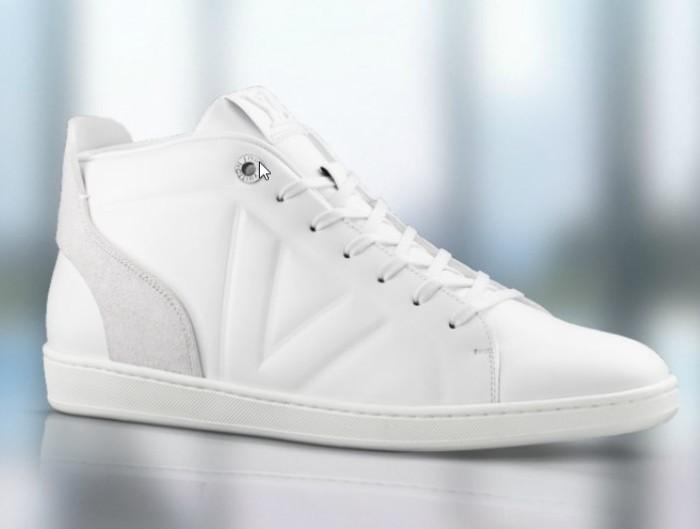 Louis Vuitton - 2014 SS Mens Shoes - Fuselage Sneaker Boot 2