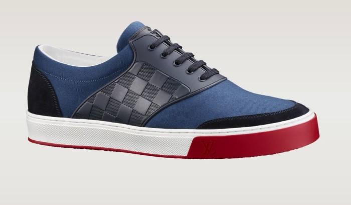 Louis Vuitton - 2014 SS Mens Shoes - Pinball Sneaker