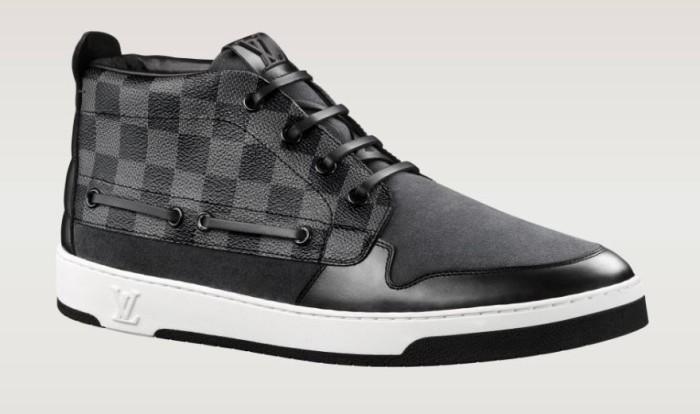 Louis Vuitton - 2014 SS Mens Shoes - Propeller Sneaker Boot 2