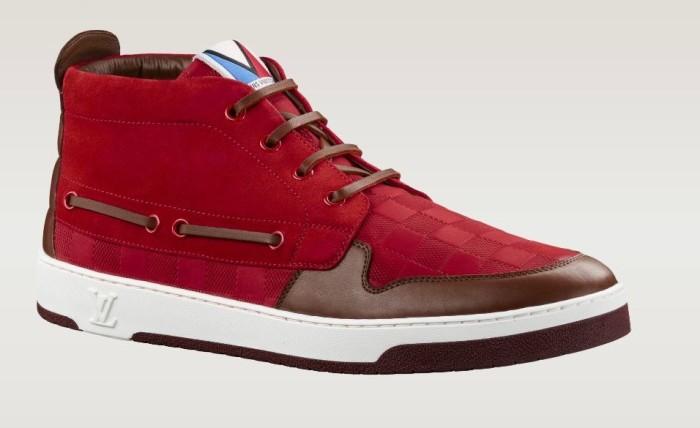 Louis Vuitton - 2014 SS Mens Shoes - Propeller Sneaker Boot