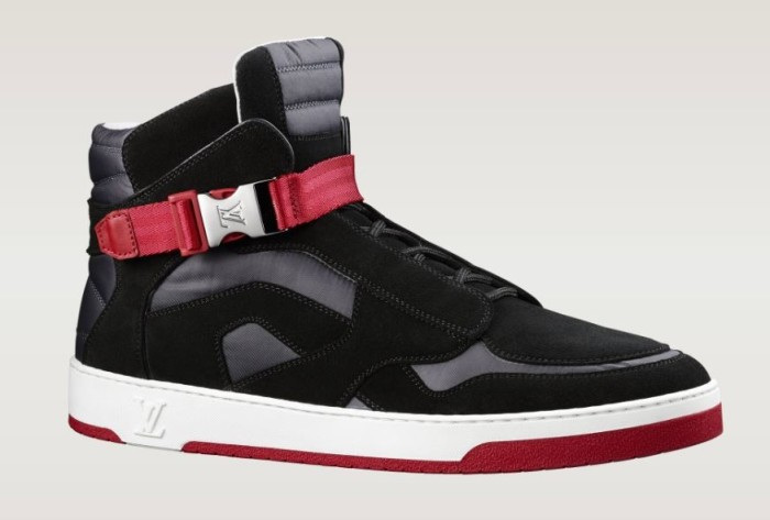 Louis Vuitton - 2014 SS Mens Shoes - Slipstream Sneaker Boot