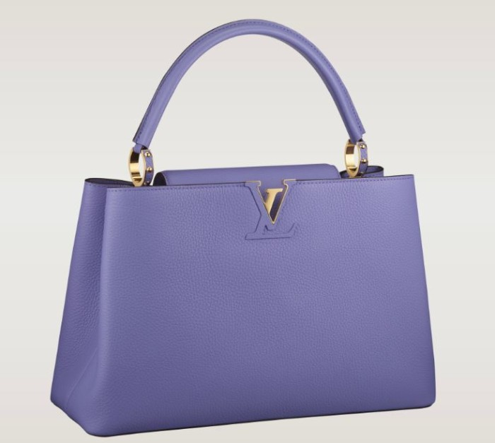 Louis Vuitton - Capucines MM new colors 1