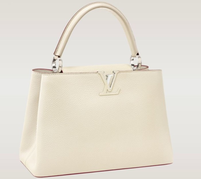 Louis Vuitton - Capucines MM new colors 11