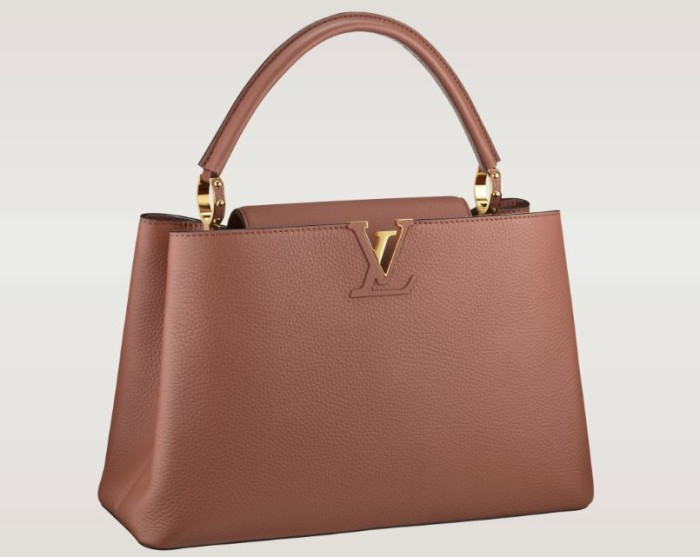 Louis Vuitton - Capucines MM new colors 2
