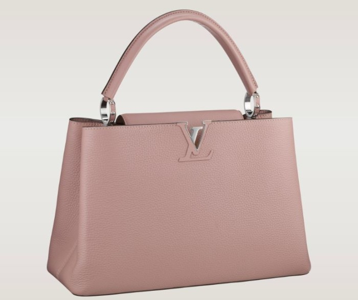 Louis Vuitton - Capucines MM new colors 3