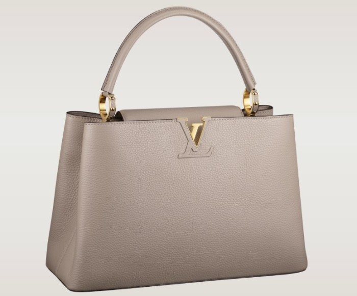 Louis Vuitton - Capucines MM new colors 4