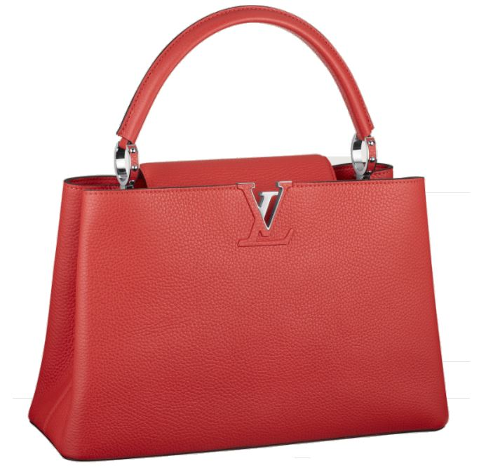 Louis Vuitton - Capucines MM new colors 5