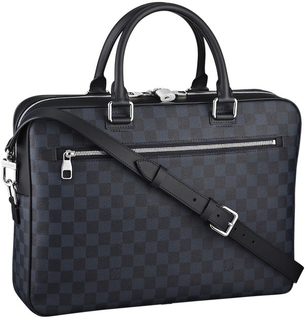 Louis Vuitton - Damier Cobalt City & Travel 3