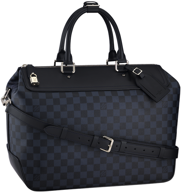 Louis Vuitton - Damier Cobalt City & Travel 6
