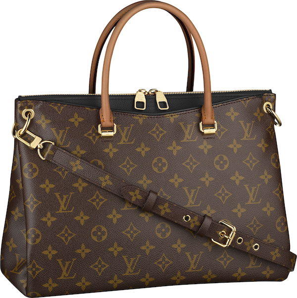 Louis Vuitton Monogram Pallas 5