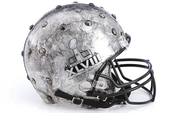 NFL Helmets 11