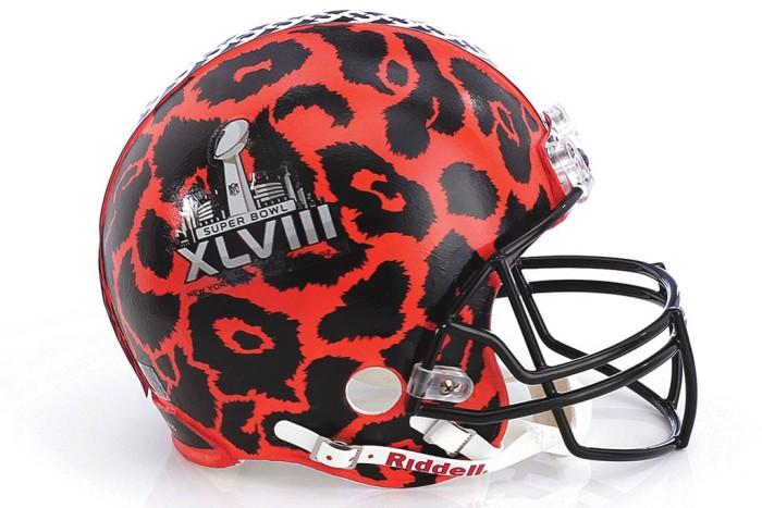 NFL Helmets 7