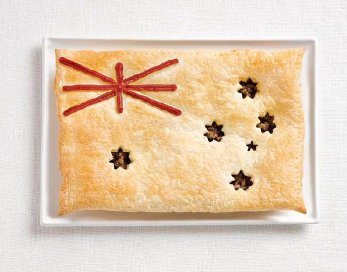 National Food Flag - Australia