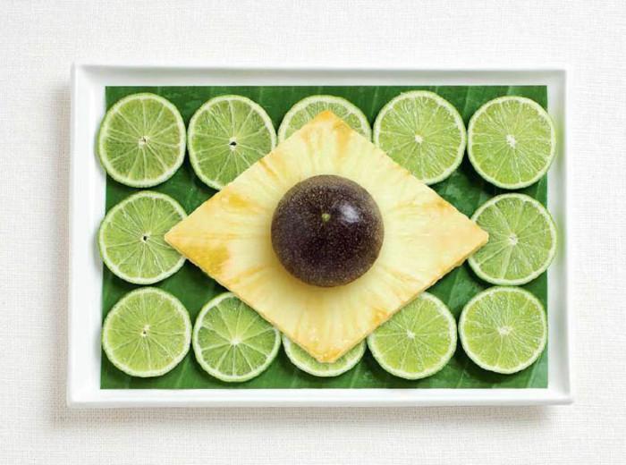 National Food Flag - Brazil